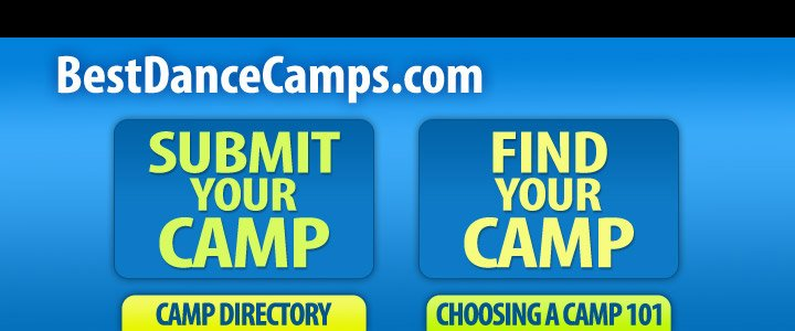 The Best Dance Summer Camps | Summer 2016-17 Directory of  Dance Camps